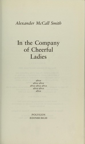 Download In the company of cheerful ladies