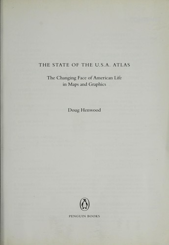 Download The state of the U.S.A. atlas