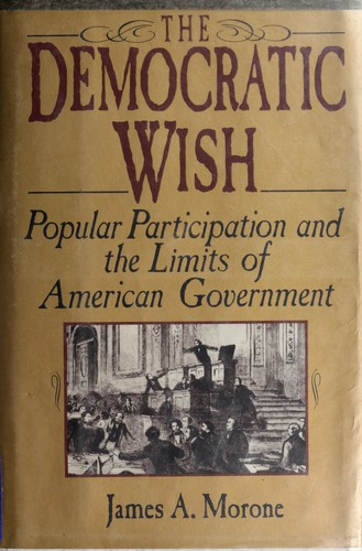 The democratic wish