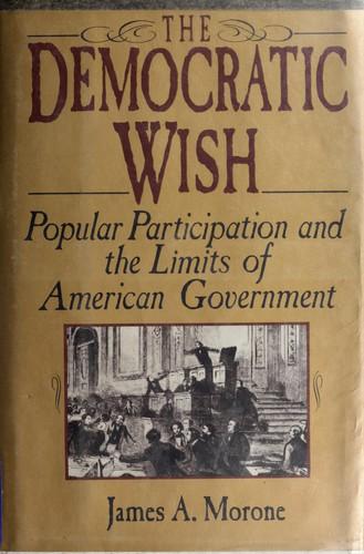 Download The democratic wish