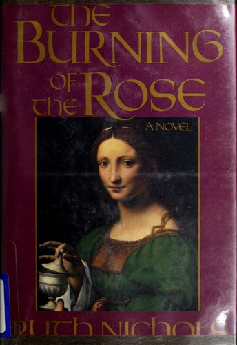 The burning of the rose