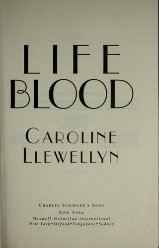 Download Life blood