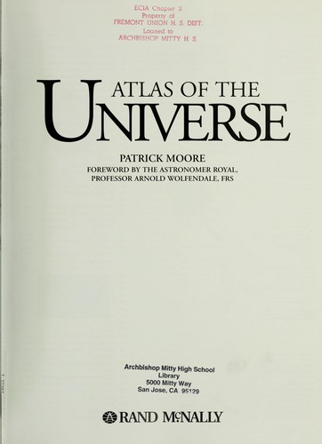 Download Atlas of the universe