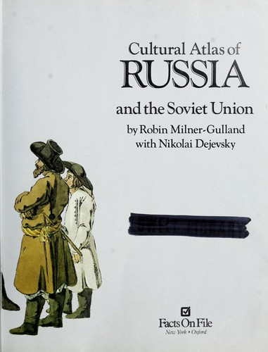Download Cultural atlas of Russia and the Soviet Union