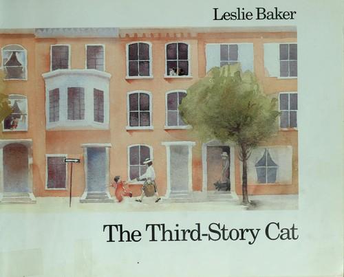 The third-story cat