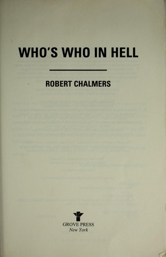Download Who's who in hell