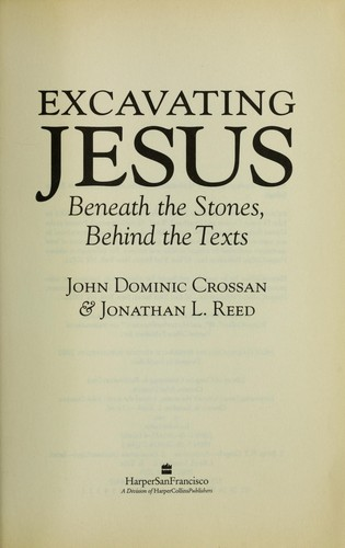 Download Excavating Jesus