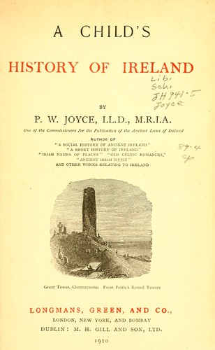 A child's history of Ireland
