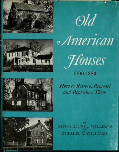 Download Old American houses