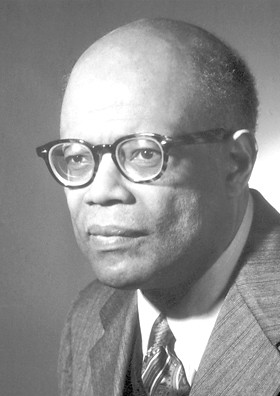Photo of W. Arthur Lewis