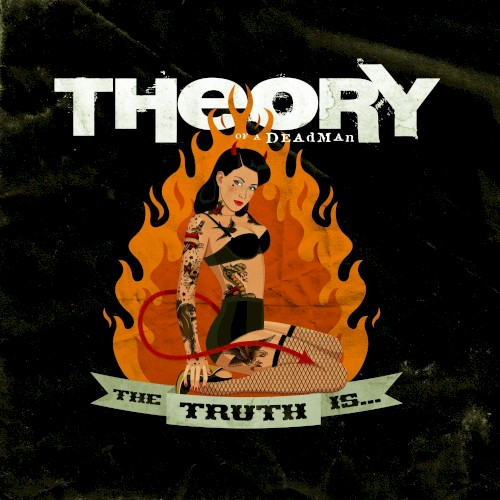 Theory Of A Deadman - Out Of My Head - Radio Mix