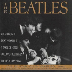 The Beatles - Mr Moonlight