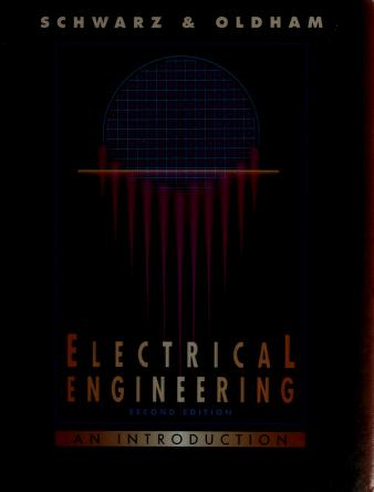 Cover of: Electrical engineering | Steven E. Schwarz