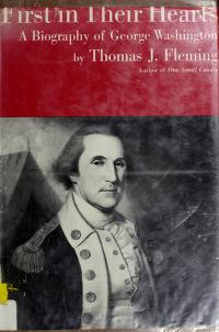 Cover of: First in their hearts   Fleming, Thomas J.