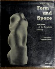 Form and space by Eduard Trier