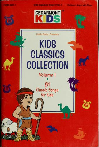 Cover of: Kids classics collection | Sue Gay