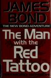 Cover of: The man with the red tattoo