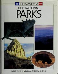 Cover of: Our national parks | Robin Mead