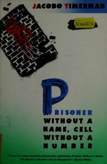 Download Prisoner Without A Name Cell Without A Number By Jacobo Timerman