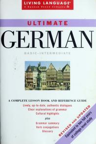 Cover of: Ultimate German | Ingeborg Lasting