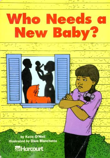 Cover of: Who needs a new baby? | Katie O'Neil