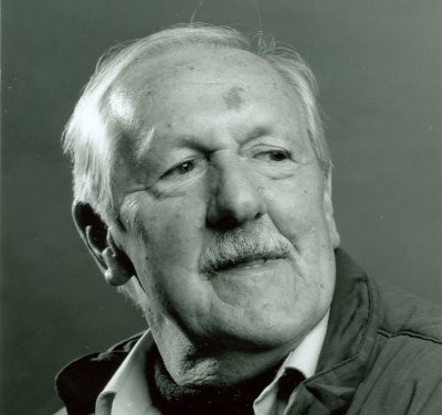 Photo of Brian W. Aldiss