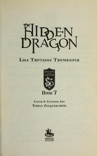 The hidden dragon by Lisa Trumbauer