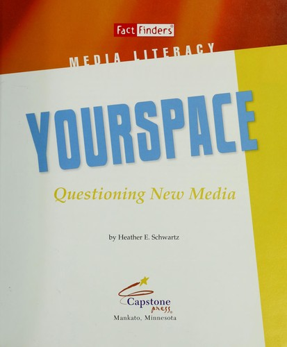 Yourspace by Heather E. Schwartz