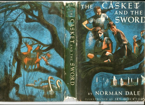 The casket and the sword by Norman Denny