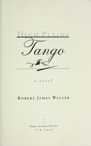 High plains tango