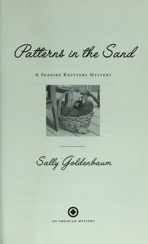 Patterns in the Sand by Sally Goldenbaum