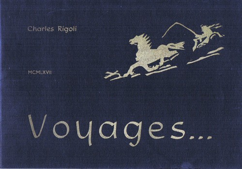 Voyages by Charles Rigoli